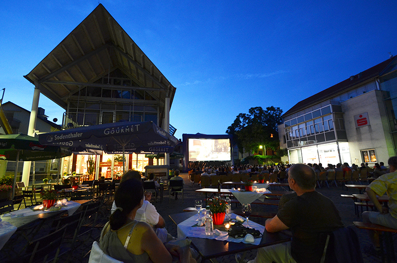Kultnacht 2014 Open-Air Kino (45)